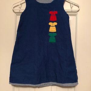 😍Bailey Boys Girls reversible dress